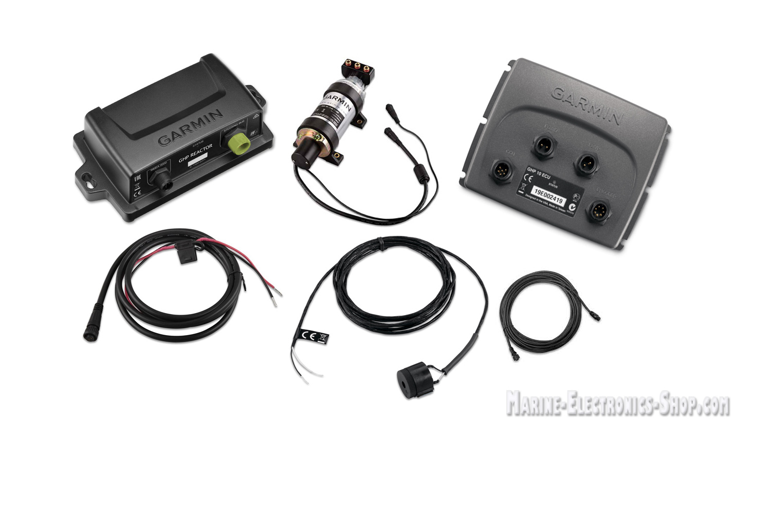 Marine Electronics GHP Compact Reactor Hydraulic Autopilot Starter Pack