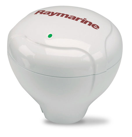 The New Raystar 130 RS130 Of Raymarines GPS Receivers Line Brings Best Accuracy For Your Navigation It Looks Same But Is Equipped
