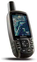 Garmin GPSMAP 62st Europe Topo Maps