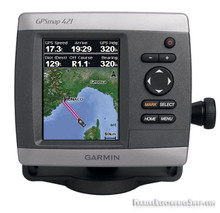 Garmin GPSMAP 421 Marine Chartplotter