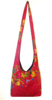 Signature bag:Red Flower