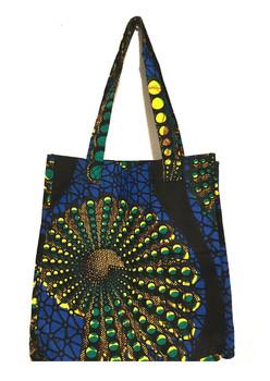 SHONA Shopper: Blue Seashell