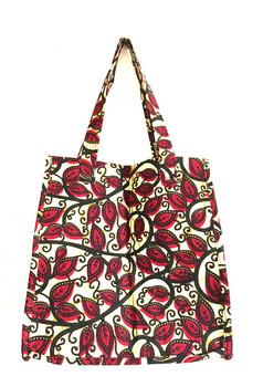 SHONA Shopper: Red Leaf