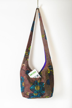 Signature Shoulder bag: Woodland Flower