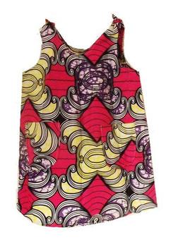 Girl Summer dress: pink 2T-3