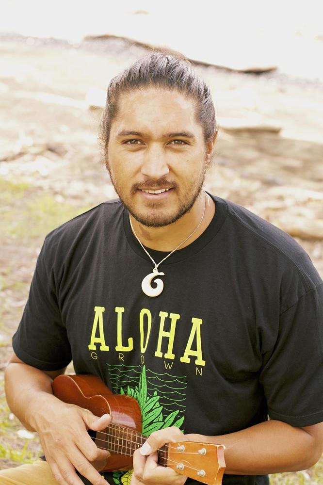 """Aloha Grown """"Aloha Lauae"""" Tee"""