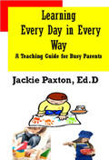 Learning Every Day in Every Way by Jackie Paxton Print