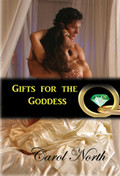 Gift for the Goddess by Carol North