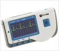 PC-80B ECG monitor W/COLOR SCREEN  , bluetooth wireless, work with PC or Android Phone/Tablet