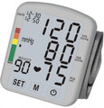 EastShore B13WV Wrist Blood Pressure Monitor w/talking voice(Spanish/English) / 3 color alert.