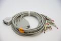 FUKUDA DENSHI 10 Lead ECG/EKG Cable AHA Banana 4.0mm KP-500/500D