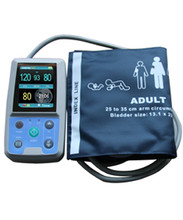contec abpm50 ambulatory blood pressure monitor continuous monitorring data communicate with pc