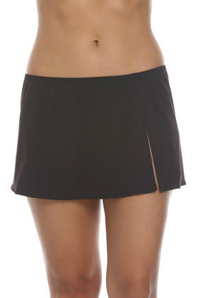 Brown Skirted Cover Up BR-412