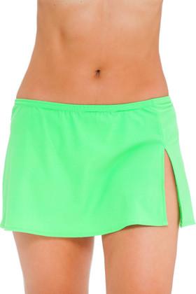 Green Skirted Cover Up EN-412