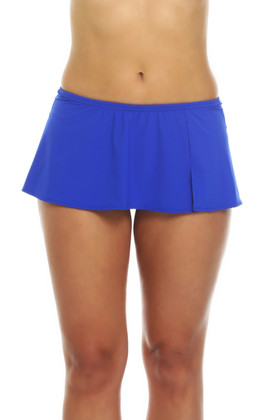 Blue Skirted Pant RY-252