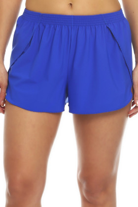 Blue Shorts Cover Up RY-461