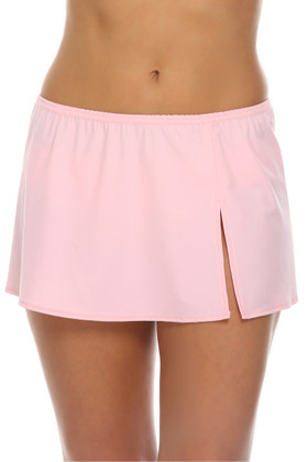 Light Pink Skirted Cover Up BL-412