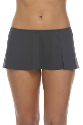 Gray Skirted Pant GP-252