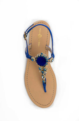 """Debra"" Luxury Sandal"