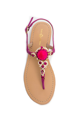 """Lou"" Luxury Sandals"