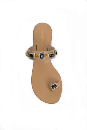 """Martha"" Luxury Sandal"