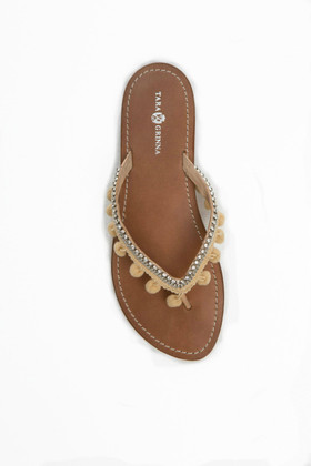 """Carla"" Luxury Sandal"