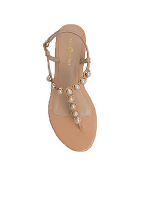 """Tonya"" Luxury Sandal"