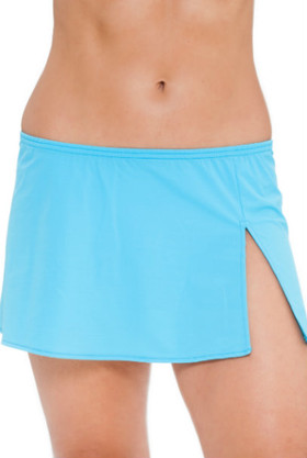 Turquoise Skirted Cover Up TU-412