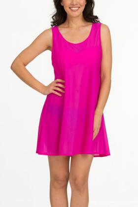 Pink Cover up CA-407