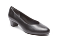 Rockport Charis V82398 Black Leather Pump