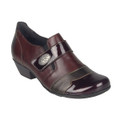 Remonte L7333-26 Wine Combo with Velcro