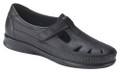 Sas Roamer Women's Black Leather