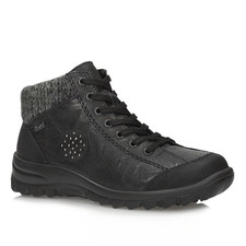 Rieker L7110-01 Black Combo Boot