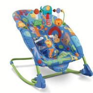 Fisher Price Deluxe Infant to Toddler Rocker - Alpha Fun