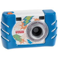 Fisher Price Kid Tough Digital Camera Blue