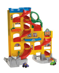 Fisher Price LP Wheelies Stand N Play Rampway