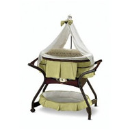 Fisher Price Zen Collection Gliding Bassinet