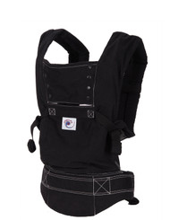 Ergo Baby Carrier - Black Sport