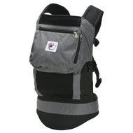 Ergo Baby Carrier - Performance Charcoal Black