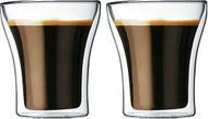 Bodum Assam Double Wall Tumbler/DOF Glass, Set of 2