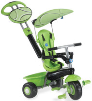 Smart Trike Sport 3-In-1 Kids Tricycle Green  sc 1 st  For Moms & Smart Trike Recliner 4 in 1 Pink - For Moms islam-shia.org