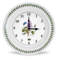 portmeirion botanic garden kitchen 10inch wall clock