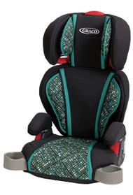 Graco Highback Turbobooster Car Seat, Mosaic