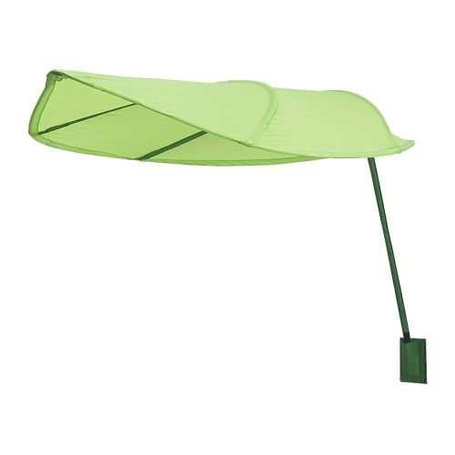 Image 1  sc 1 st  For Moms & IKEA Lova Bed Canopy Green Leaf - For Moms
