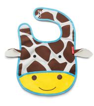 Skip Hop Zoo Bib, Giraffe