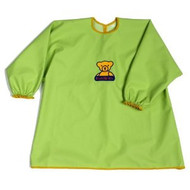 BABYBJÖRN Eat & Play Smock - Green