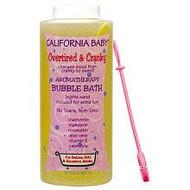 "California Baby Bubble Bath:  ""Overtired & Cranky"" ,13"