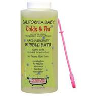 "California Baby Bubble Bath:  ""Colds & Flu"" ,13"