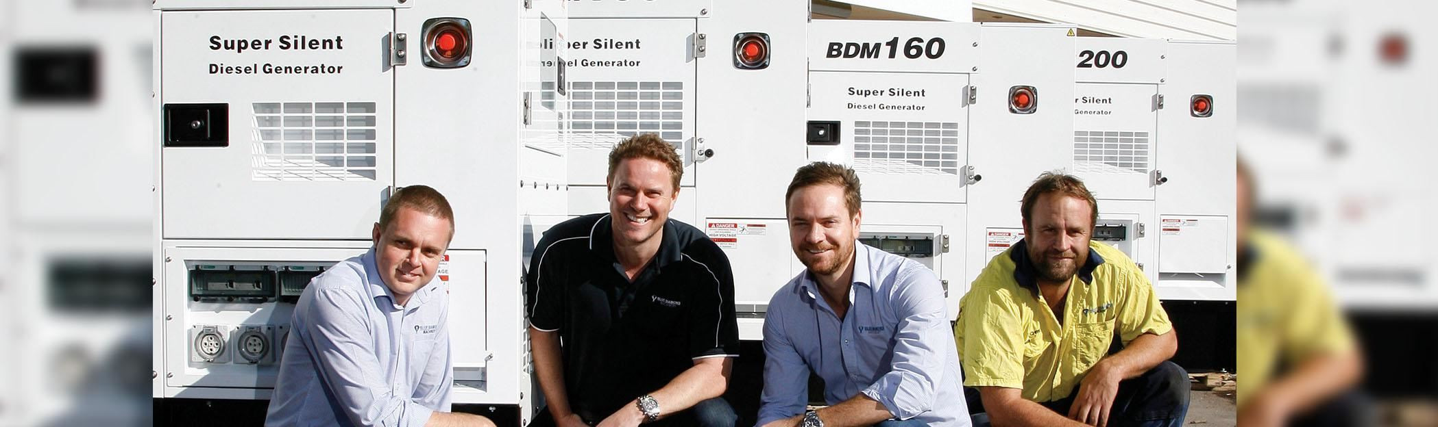 Generators- Petrol and Diesel Generators Australia for Home and Industrial Use
