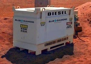 Range of Diesel Fuel Tanks- Portable Fuel Tanks,